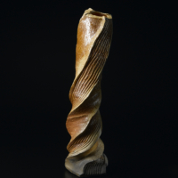 Sculptural form Natural Ash 2013 68x17cm