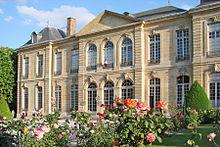 Exterior Musée Rodin