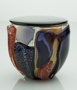 Glazed art craft piece for the Festival Arethe