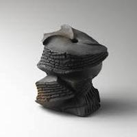 Sculptural form Natural Ash