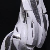 Hiroshi Yanagi Stoneware Vase