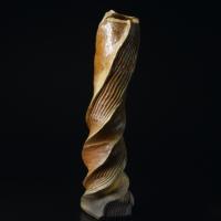 Sculptural form Natural Ash 2013 68x17cm