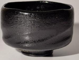 Small bowl for tea ceremony